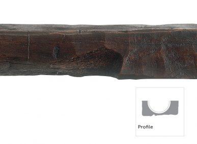 Intermediate Beam (Old Style) - Half Depth